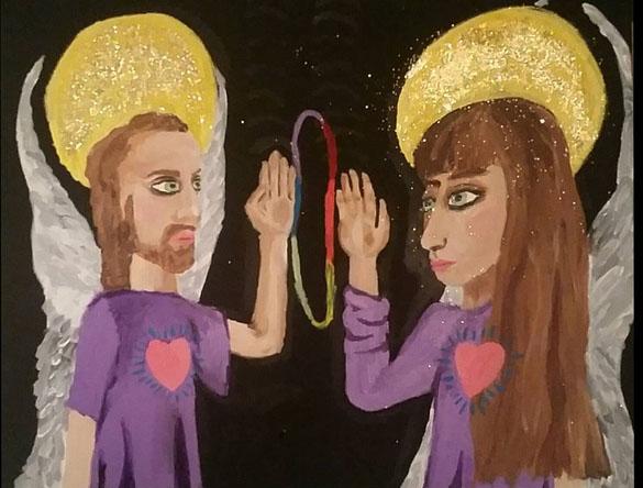 mutual divine love